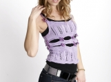 Handmade Tank Top for a Teenage Girl