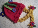 Made to Order Miss Piggy Tails Hat