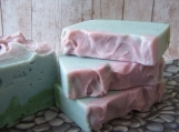 Sweet Pea Flower Soap Bar