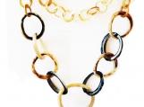 Necklace Handmade Organic Horn