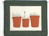 3 Flowerpots