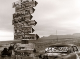 Which Way Today?  Limited Edition, Signed, and numbered Fine Art Photograph