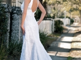 Charleston wedding dress, designer, custom made