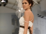 designer wedding dress, sample sale, custom made dress
