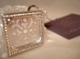 clear, 4 frame, picture frame bracelet -