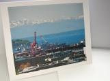 Seattle Industrial Area PhotoCard