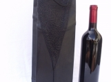 Leather bag wine. Great gift idea for wine lovers.