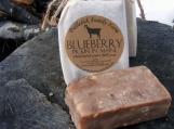 Blueberry Cold Process Goats Milk Soap