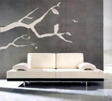 """ShaNickers-""""Branches"""" Wall Decal, FREE SHIPPING"""