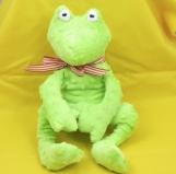 Soft Minky Plush Frog