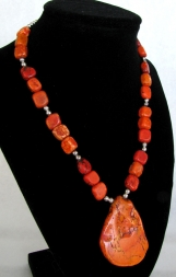 Magnesite Jewelry Set