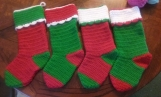 Crochet Christmas Items