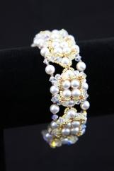 """swarovski bracelet """"Pearl"""""""