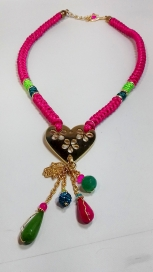 Heart Necklace - ALNE003