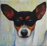 Original 6 x 6 Custom Portrait of Your Dog, Cat or Exotic Pet