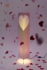 Valentine's Heart - MooDoo Lamp