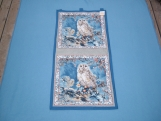 Hand Quilted Owl Wallhanging