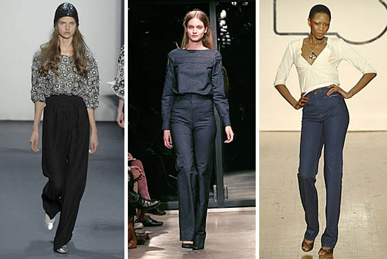 how to make high waisted pants pattern