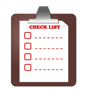 CHECKLIST FOR MOVING TIPS ARTICLE