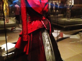 Dior Dress by John Galliano, ROM.
