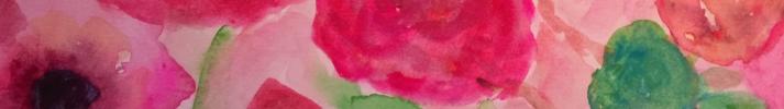Original Watercolor Cards & Framable Art