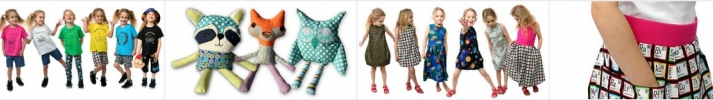 Inspiring unisex fashion and toys.