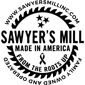 sawyers mill handmade wood signs