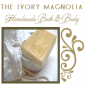 The Ivory Magnolia Bath and Body